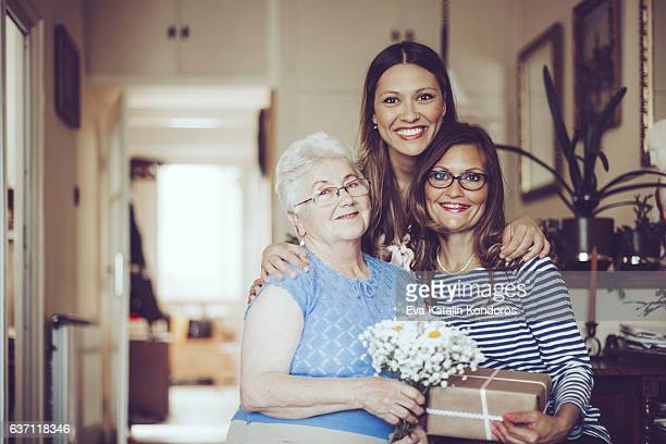 Drei generation