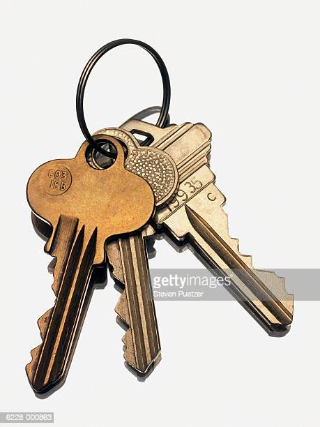 Three Keys on Keyring