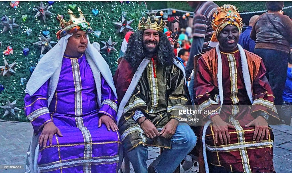 Three Kings in San Miguel de Allende Mexico January 2015