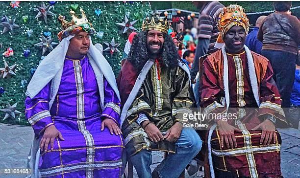 Three Kings in San Miguel de Allende Mexico January 2015