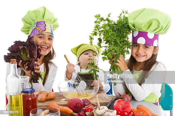 Drei kleine cookers