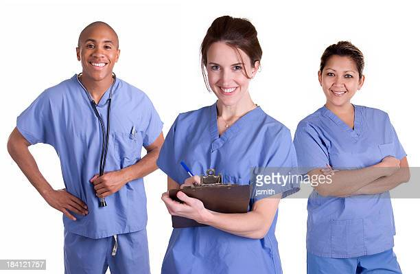 Medical Examination Recruits Stock Photos and Pictures