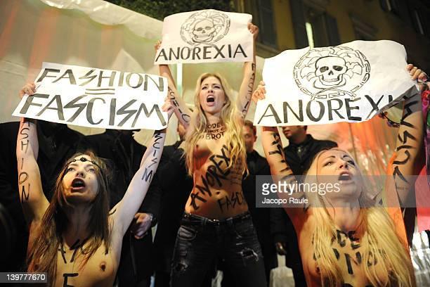 Femen Anna Hutsol Photos et images de collection | Getty ...