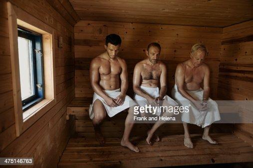Male sauna photo 83
