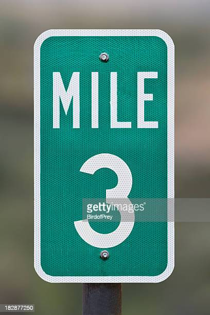 Three Mile Marker