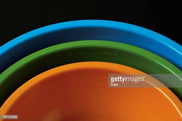 Three Mixing Bowls