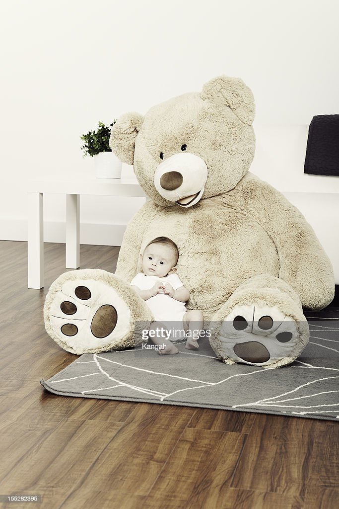 Three Month Old Baby : Stock Photo