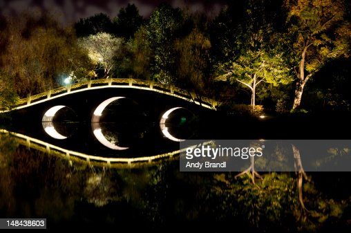Three Moon Bridge