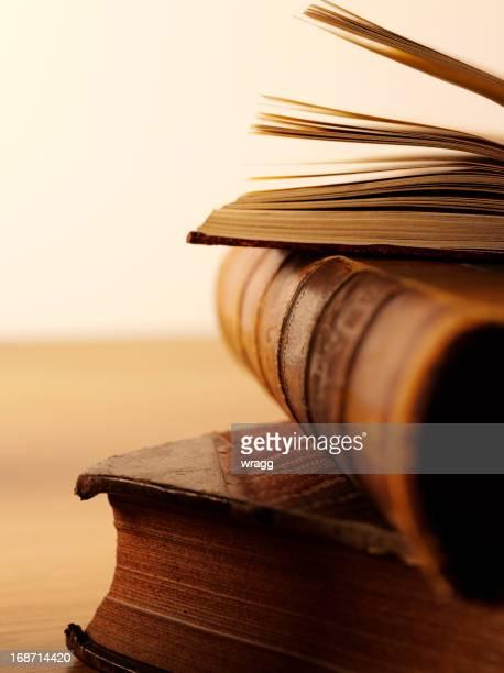 Three Rustic Books