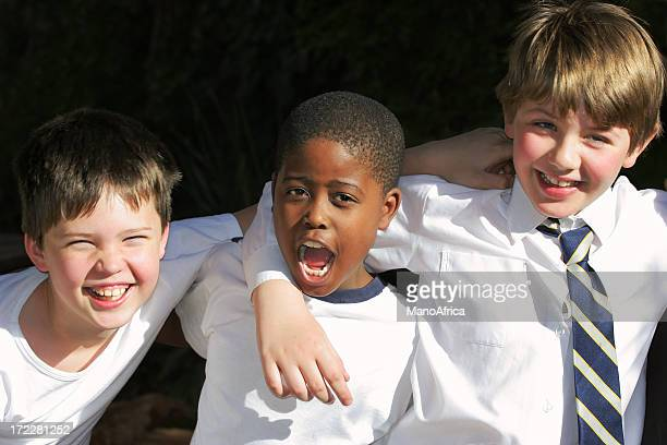 Three Schoolboy Friends