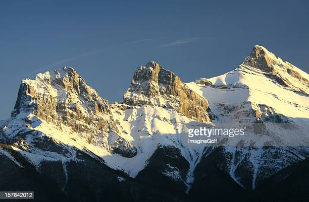 Three Sisters de Canmore