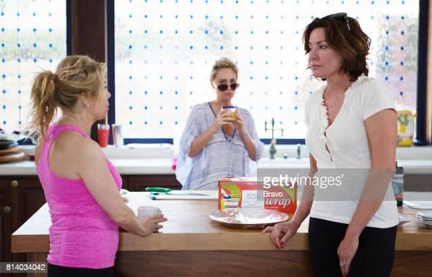 CITY 'Three TequilaFloor' Episode 916 Pictured Ramona Singer Sonja Morgan Luann D'Agostino