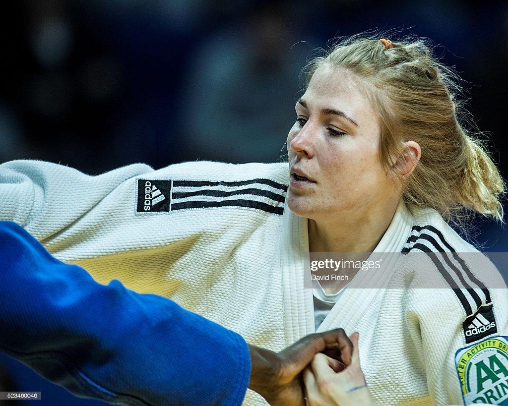 2016 Kazan European Judo Championships