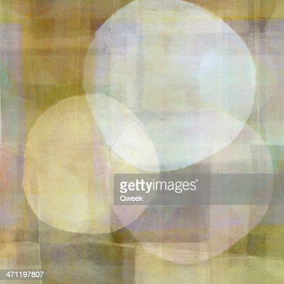 Three White Circles