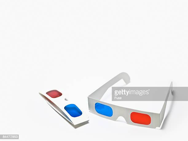 Three-D Glasses