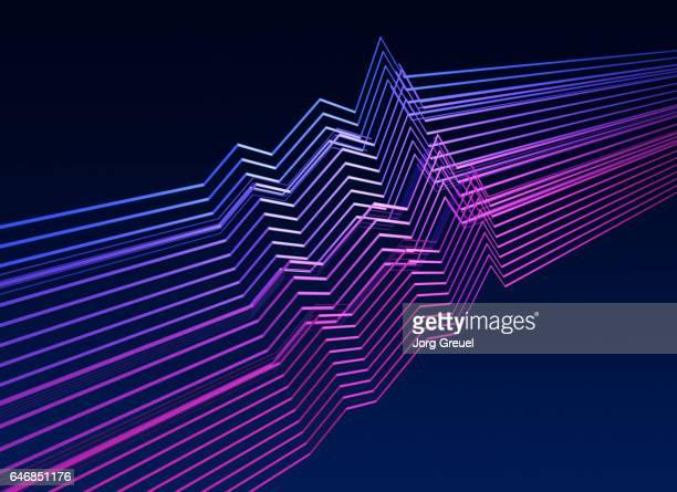 Three-dimensional graphs