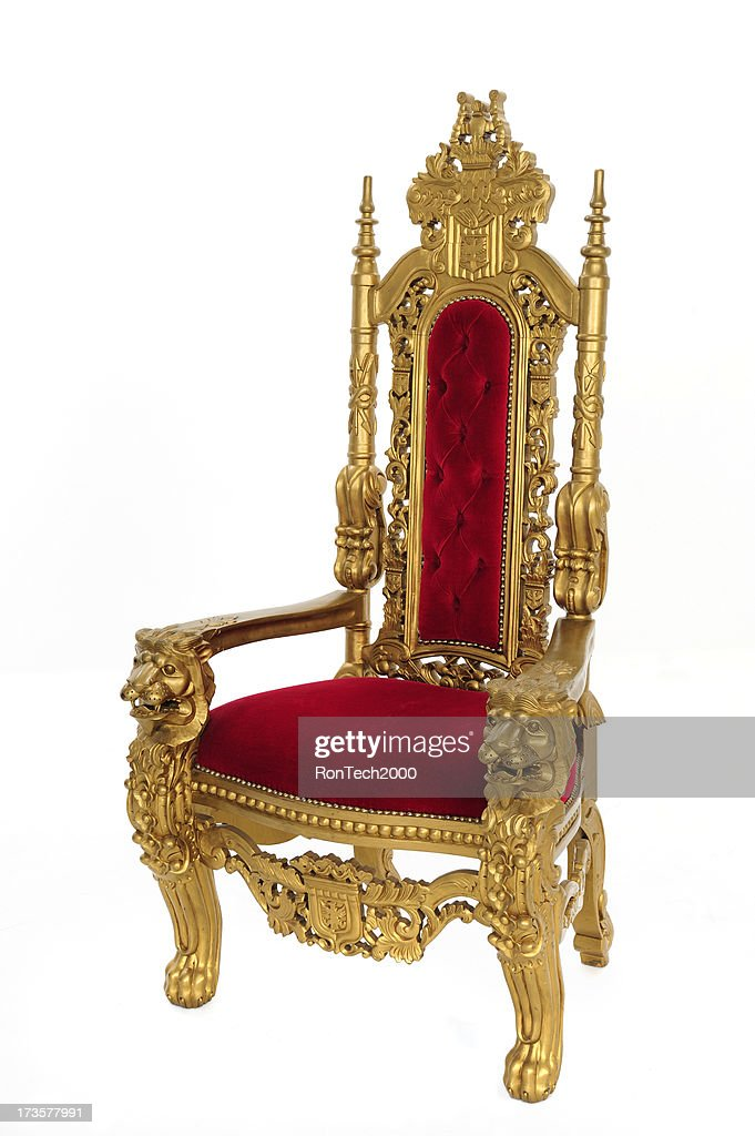 Throne At Angle