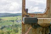 Old Mine Waggon