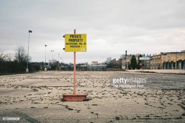 Throughout the southern end of Janesville General Motors properties are demarcated and blocked off from use The decommissioned GM Assembly Plant...