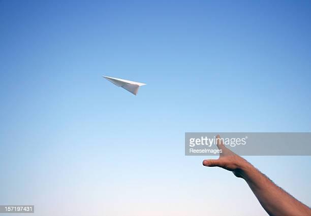 Lanciare un Aeroplano di carta