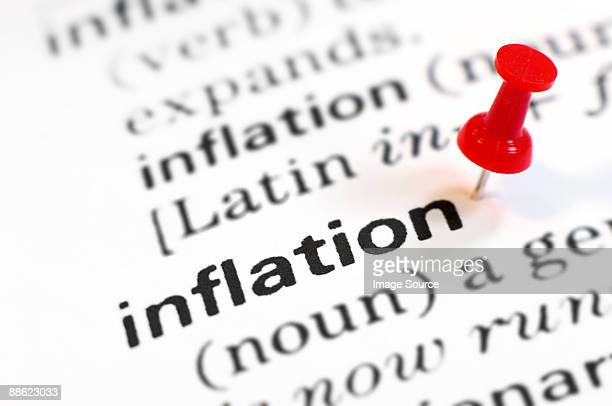 Thumb tack on word inflation