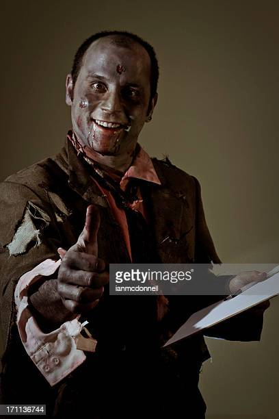 thumbs up zombie