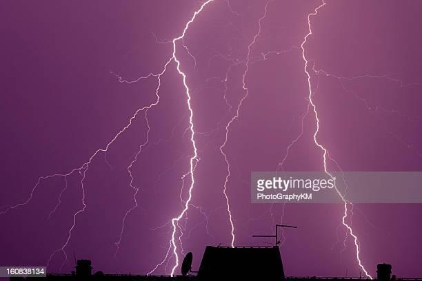 Thunderbolt background