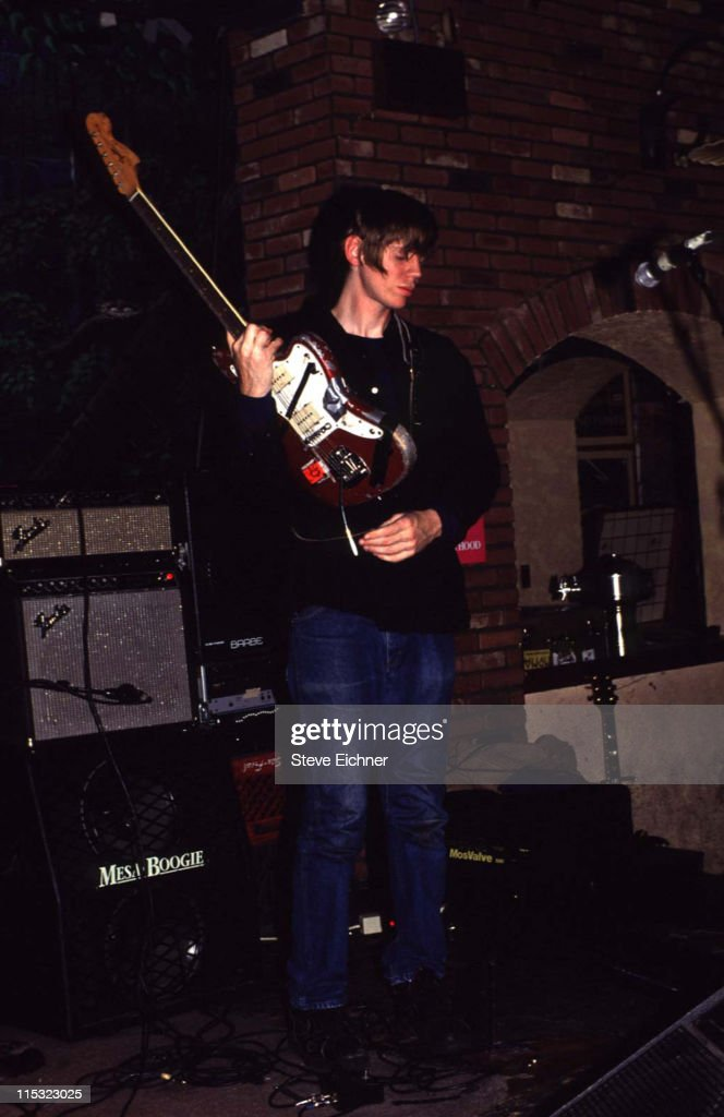 Thurston Moore of Sonic Youth at Wetlands - 1991
