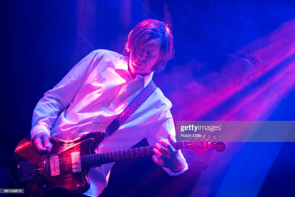 Thurston Moore And Blacktop Perform At The Jazz Cafe