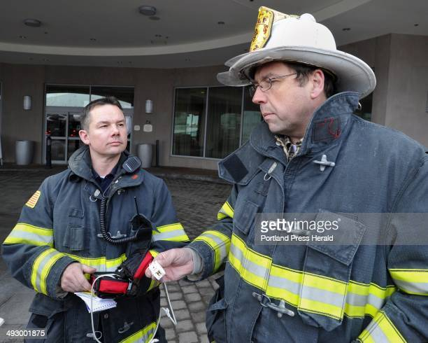 Thusday March 3 2011 Portland Fire Chief Fred LaMontagne and crew respond to report of Carbon Monoxide and elevated carbon monoxide levels at the...
