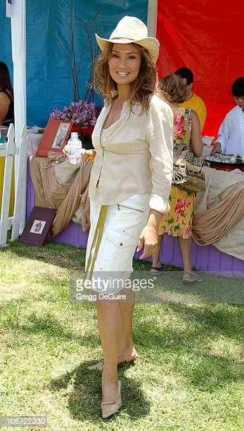 Tia Carrere at the 2004 Target A Time for Heroes Celebrity Carnival to benefit the Elizabeth Glaser Pediatric AIDS Foundation
