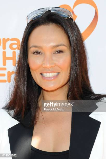 Tia Carrere attends Race To Erase MS Kicks Off May As Multiple Sclerosis Awareness Month With A Fundraiser At Kitson Boutique at Kitson on May 1 2010...