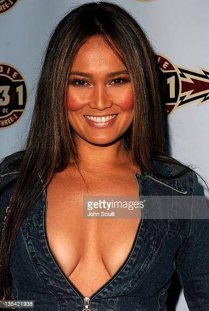 Tia Carrere during Camp Freddy In Concert with Suicide Girls Sponsored by Indie 1031 Inside and Backstage at Avalon Hollywood in Hollywood California...