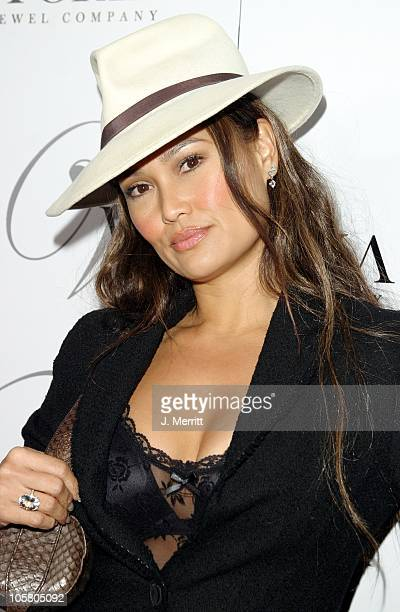 Tia Carrere during Grand Opening Of Victoria Jewels at Victoria Jewels in Beverly Hills California United States