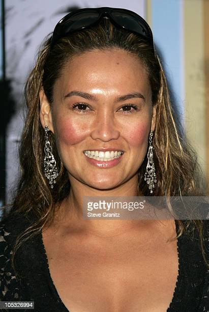 Tia Carrere during 'Stander' Los Angeles Premiere Arrivals at ArcLight Theatre in Hollywood California United States