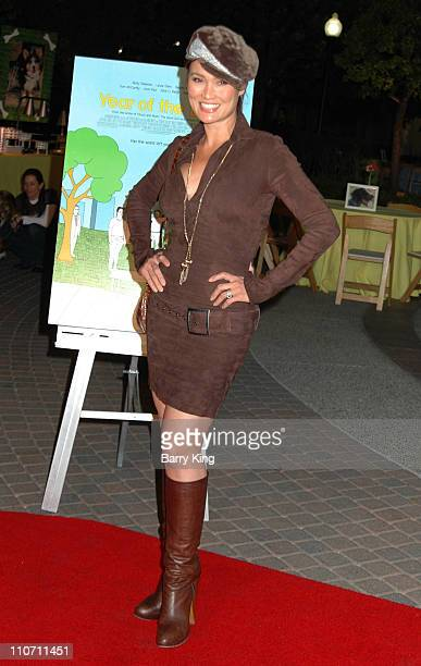 Tia Carrere during 'Year of the Dog' Los Angeles Premiere Arrivals at The Paramount Pictures Theater in Los Angeles California United States