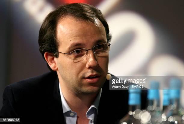 Tiago Craveiro GS Marketing Director Liga Portuguesa de Futebol Profissional at Soccerex London Forum Wembley Stadium