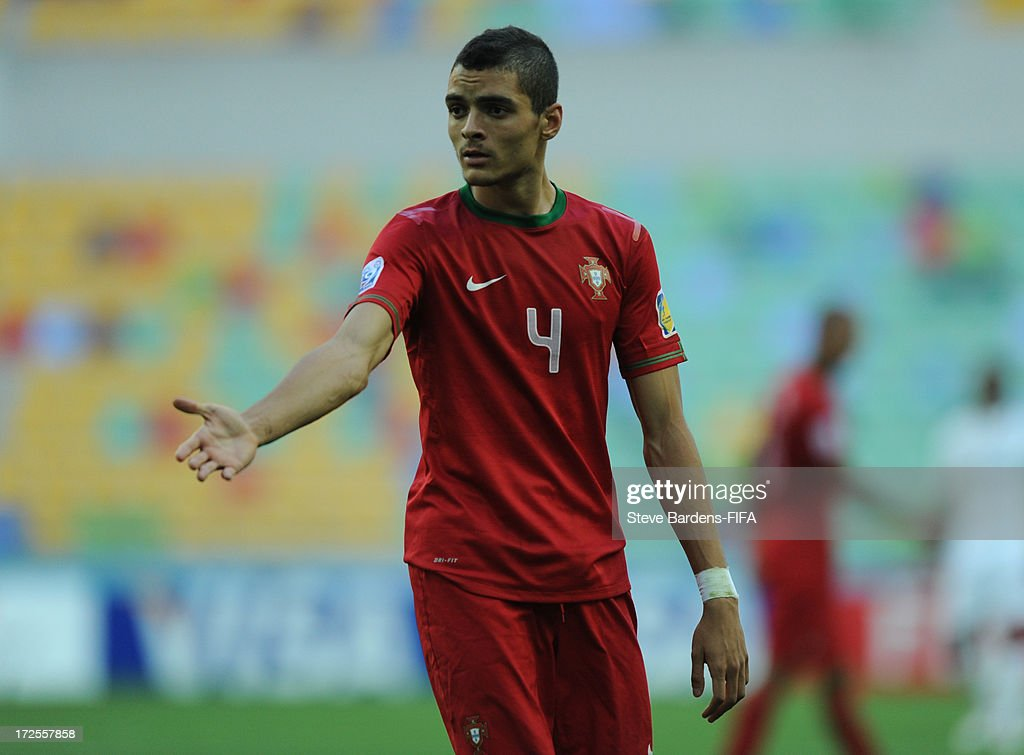 Tiago Ilori of Portugal goalkeeper during the FIFA U20 World Cup Round of 16 match between Portugal and Ghana at Kadir Has Stadium on July 3, 2013 in Kayseri, Turkey.