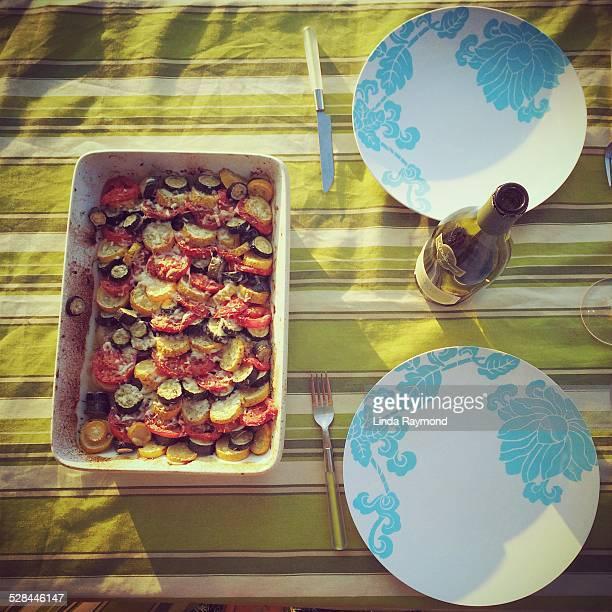 Tian of zucchini