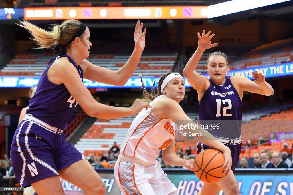 Northwestern v Syracuse