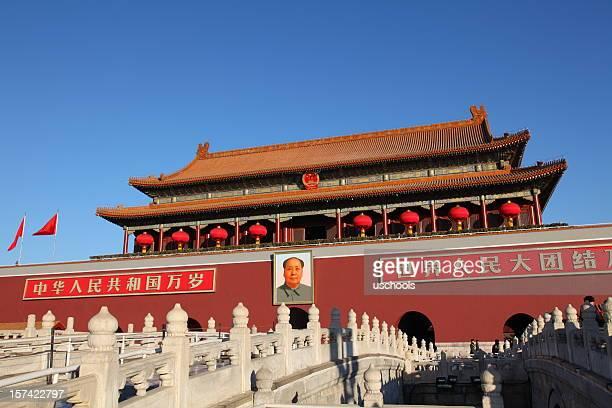 Tiananmen Gate Of Heavenly Peace, Beijing