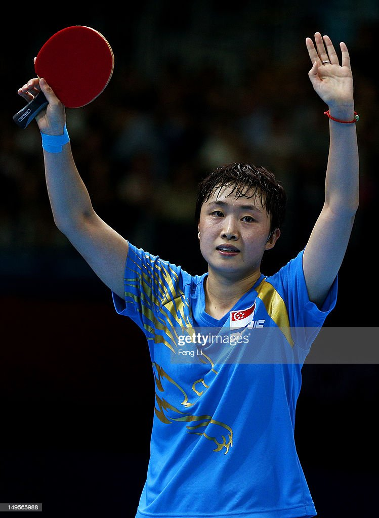 Olympics Day 4 - Table Tennis