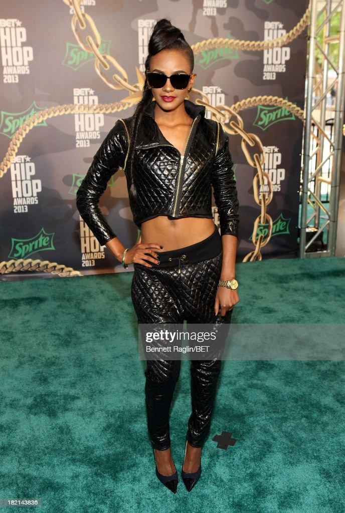 Tiara Thomas attends the BET Hip Hop Awards 2013 at Boisfeuillet Jones Atlanta Civic Center on September 28, 2013 in Atlanta, Georgia.