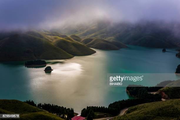 Tibet landscape, Tibet, China.