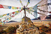 Tibet Stupas