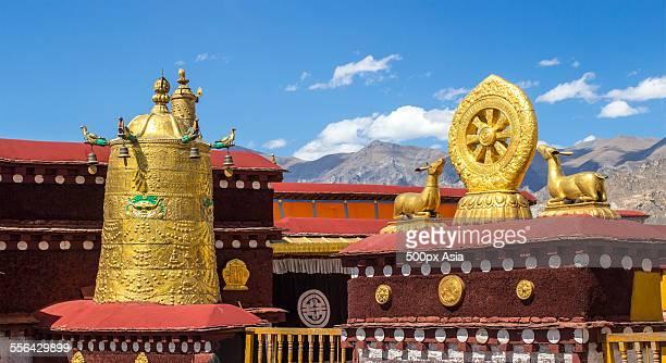 Tibetan Buddhism Architecture