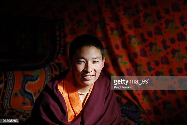 Tibetan Nun
