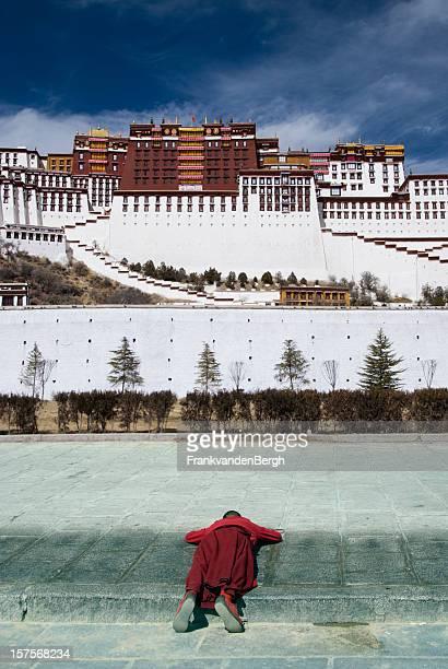 Tibetano oración