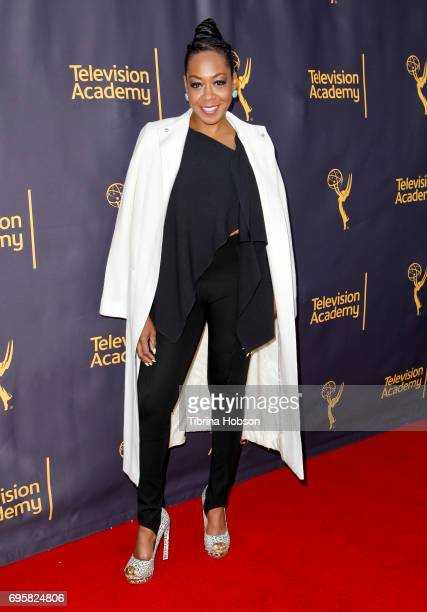 Tichina Arnold attends the Television Academy's 'Story TV Adventures In Hollywood' at Wolf Theatre on June 13 2017 in North Hollywood California