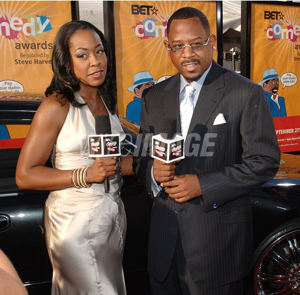 Tichina Arnold BET Red Carpet Pre Show Host and Martin ...